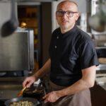 La foto dello chef