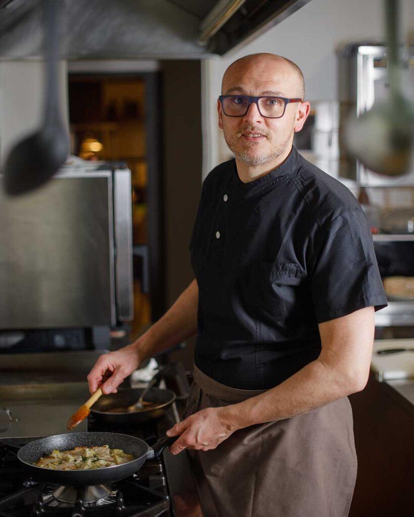 foto dello chef